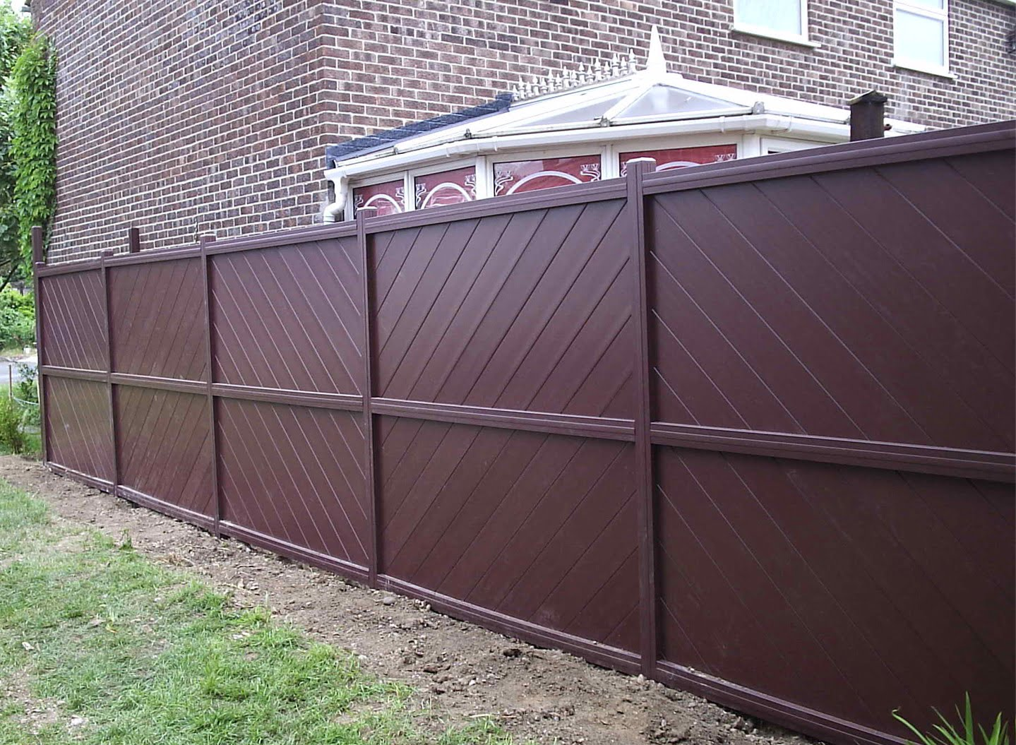 Plastic Fence Panels Pictures To Pin On Pinterest
