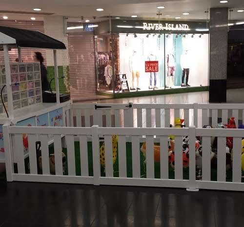 Indoor Children Toddler Fencing Soft Play Centres Baby