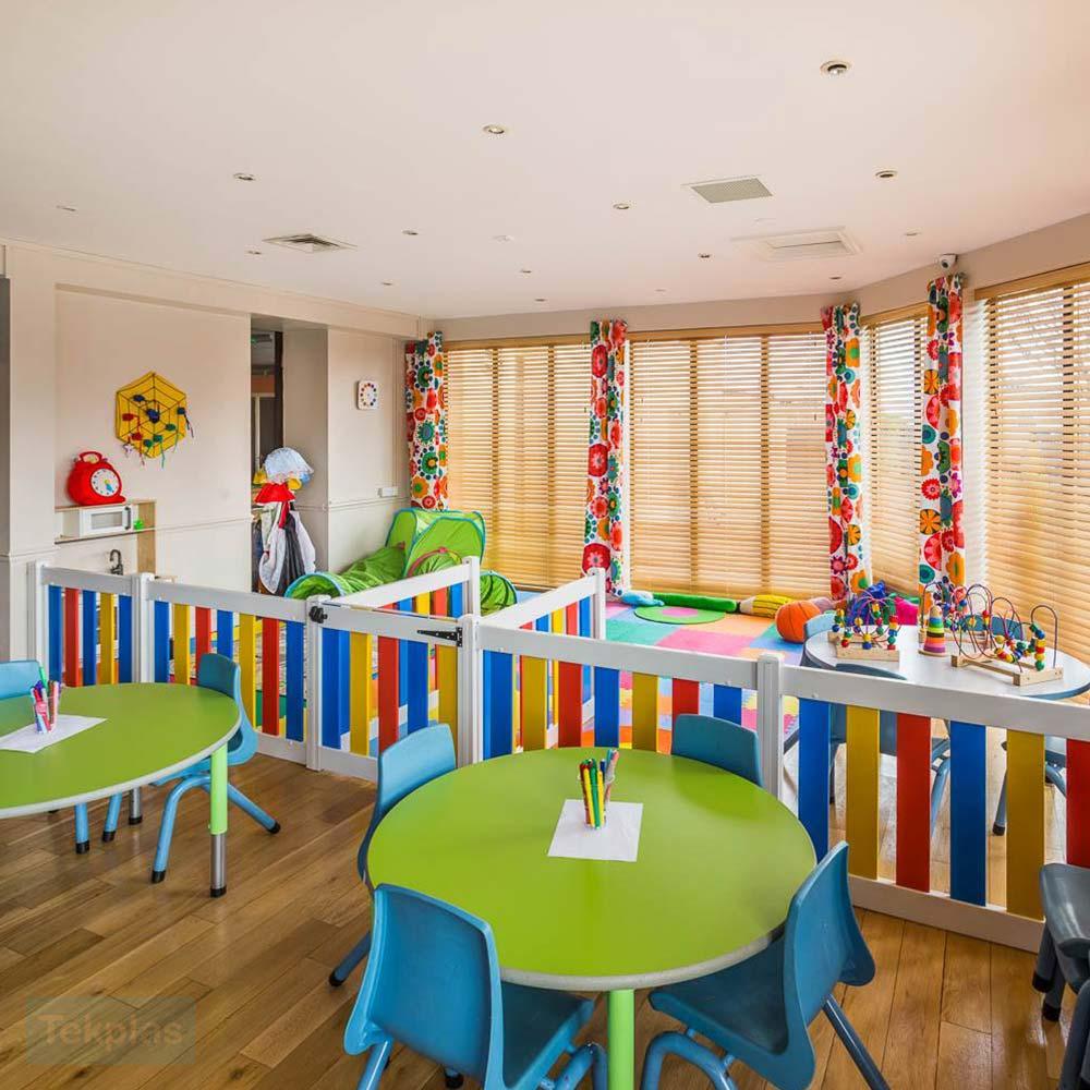 Soft Play Fencing Room Dividers Children Toddler Tekplas