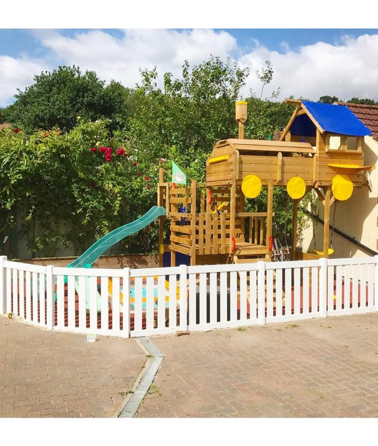 Play Area Fencing Outdoor