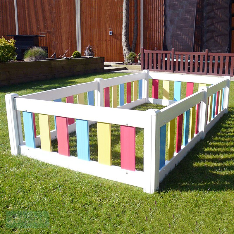 Home/Outdoor Fencing, Childrens Products/Baby And Toddler Garden Playpen.  ; 