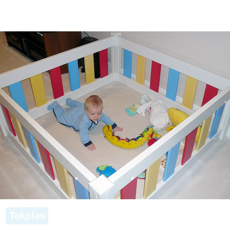 Baby And Toddler Playpen Multicoloured Baby Amp Toddler
